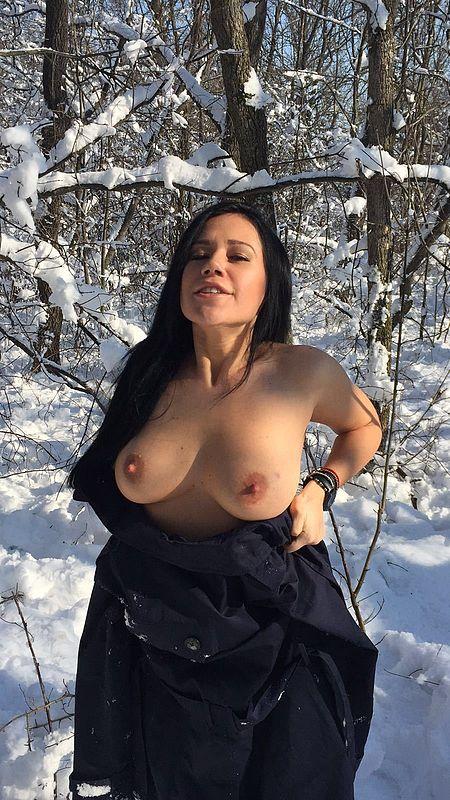 It's a bit nippley out!